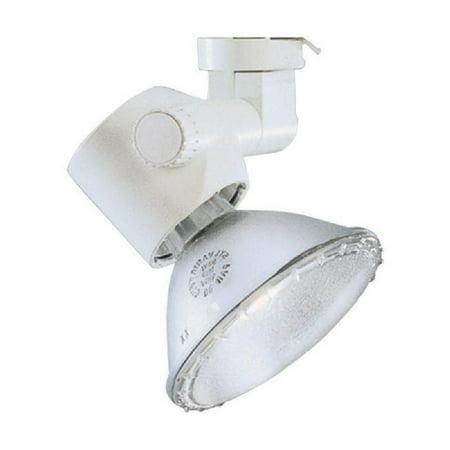 - Lightolier 8201WH Low Profile Track Light Matte White Lytespan Track PAR-Tech