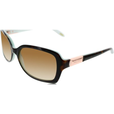 Women's RA5130-601/13-58 Tortoiseshell Rectangle (Ralph Lauren Women's Aviator Sunglasses)