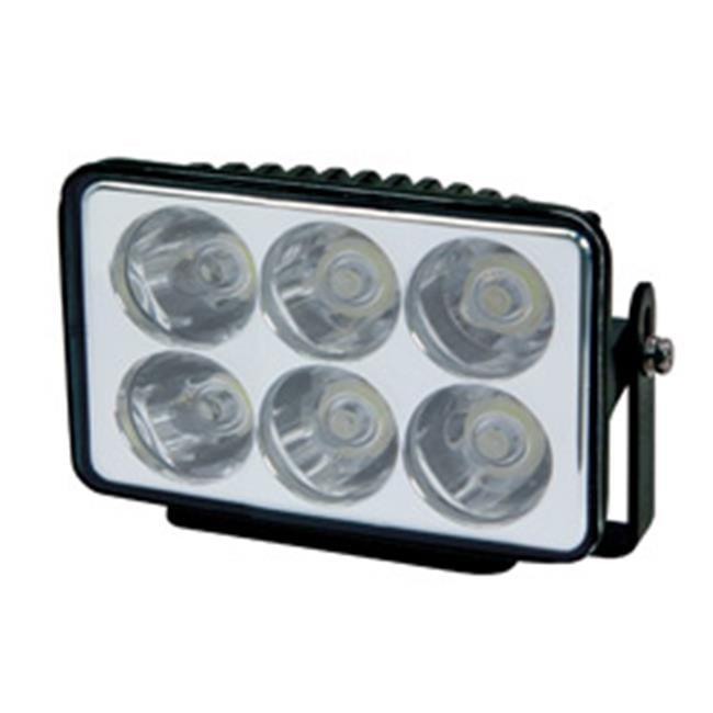 High Output Spot Beam Ecco EW2300 LED Light Rectangle
