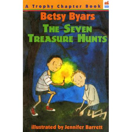 The Seven Treasure Hunts](Clues For A Halloween Treasure Hunt)