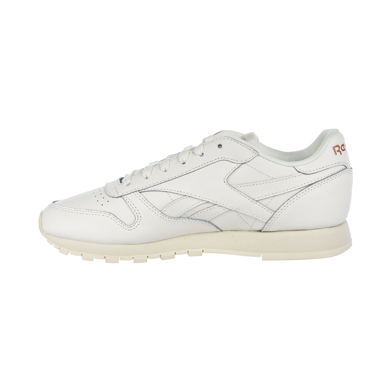 4ba4b06701f Reebok - Reebok Classic Leather Women s Shoes Chalk Rose Gold Paper White  dv3762 - Walmart.com