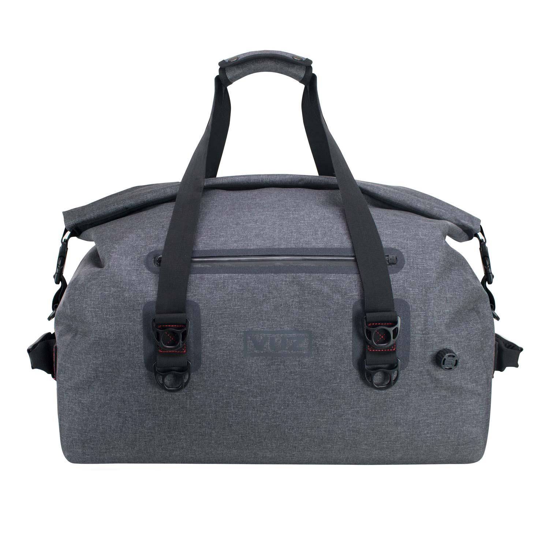 Vuz Moto Premium Dry Duffle Bag, 30L, 40L, 55L, 100% WATERPROOF by Vuz Moto