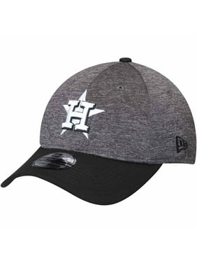 Product Image Houston Astros New Era Shadow Tech 39THIRTY Flex Hat -  Heathered Gray Black - M a748f3d228d