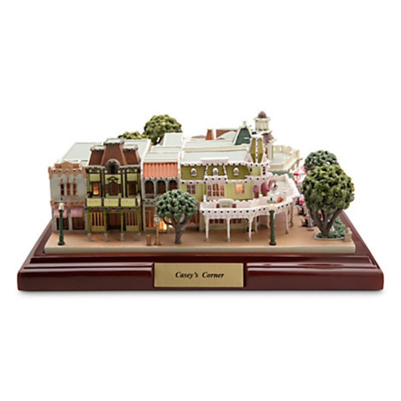 Disney Parks Walt Disney World Casey's Corner Figurine by...