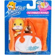 Zhu Zhu Pets Hamster Carrier, Orange