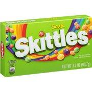 Skittles, Sour Bite Size Candies, 3.2 Oz
