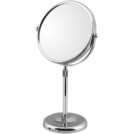 Rucci  Classic Steamed 5x Magnification Chrome Mirror