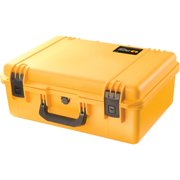 Pelican iM2600 Case, Watertight, Padlockable Case, No Foam or Divider Interior, Black
