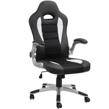 Pleasing Barton Executive Computer Desk Chair Racing Car Gaming Theyellowbook Wood Chair Design Ideas Theyellowbookinfo