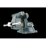Jwl 21300 Mechanics Vise, Swivel Base
