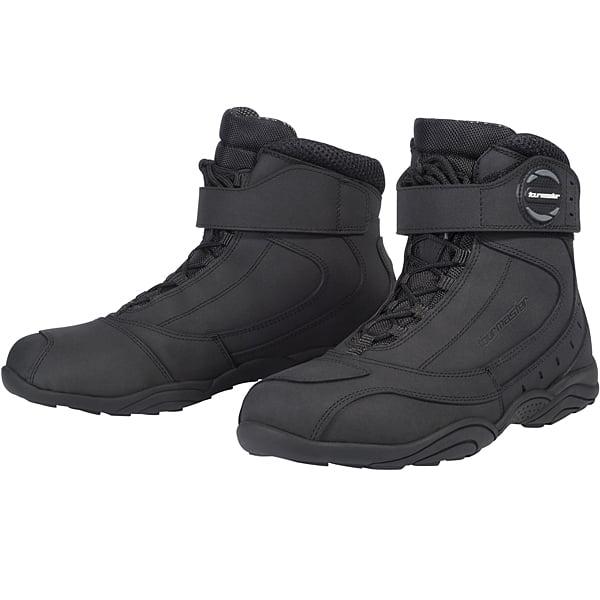Tourmaster Response 2.0 Waterproof Road Boots Black