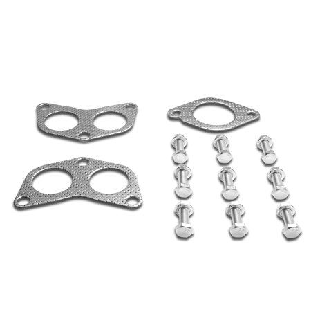 For 2013 to 2019 Scion FRS Toyota 86 Subaru BRZ 2 0L Aluminum Exhaust  Manifold Header Gasket Set 14 15 16 17 18