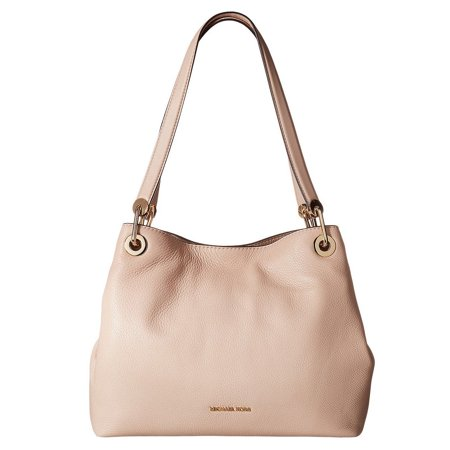 a0f256bec659 Michael Kors - Michael Kors Raven Large Leather Shoulder Tote Bag -  Walmart.com