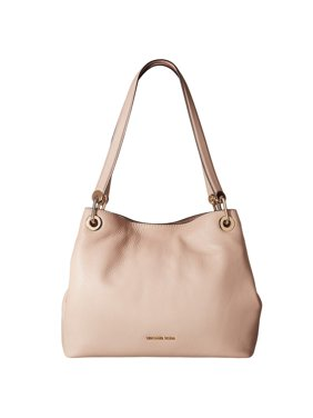 be3558918aa5 Product Image Michael Kors Raven Large Leather Shoulder Tote Bag