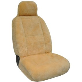 Eurow Sheepskin Seat Cover New XL Design Premium Pelt