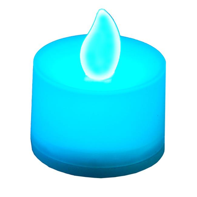JH Specialties 80412 LED Battery Operated Tea Lights- Color Changing 12 Ct by JH Specialties Inc.