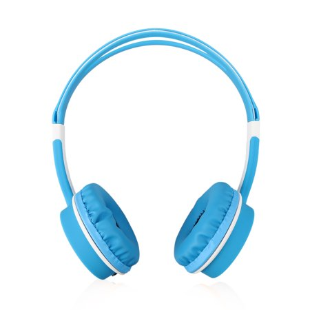Foldable Kids Over Wired Ear Headphones Headband Kids Girl Noise Reduction Earphone ()