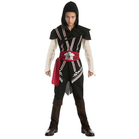 Assassin's Creed Ezio Auditore Classic Teen Costume](Cat Teen Costume)