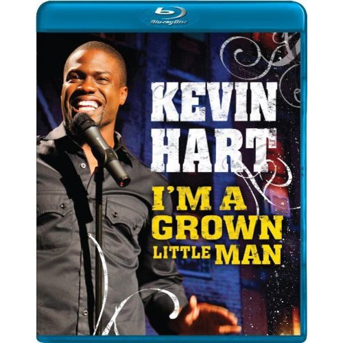 Kevin Hart: I'm A Grown Little Man (Blu-ray) (Widescreen)