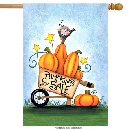 Fall Sale Ends (pumpkins for sale primitive fall house flag pumpkins bird autumn 28