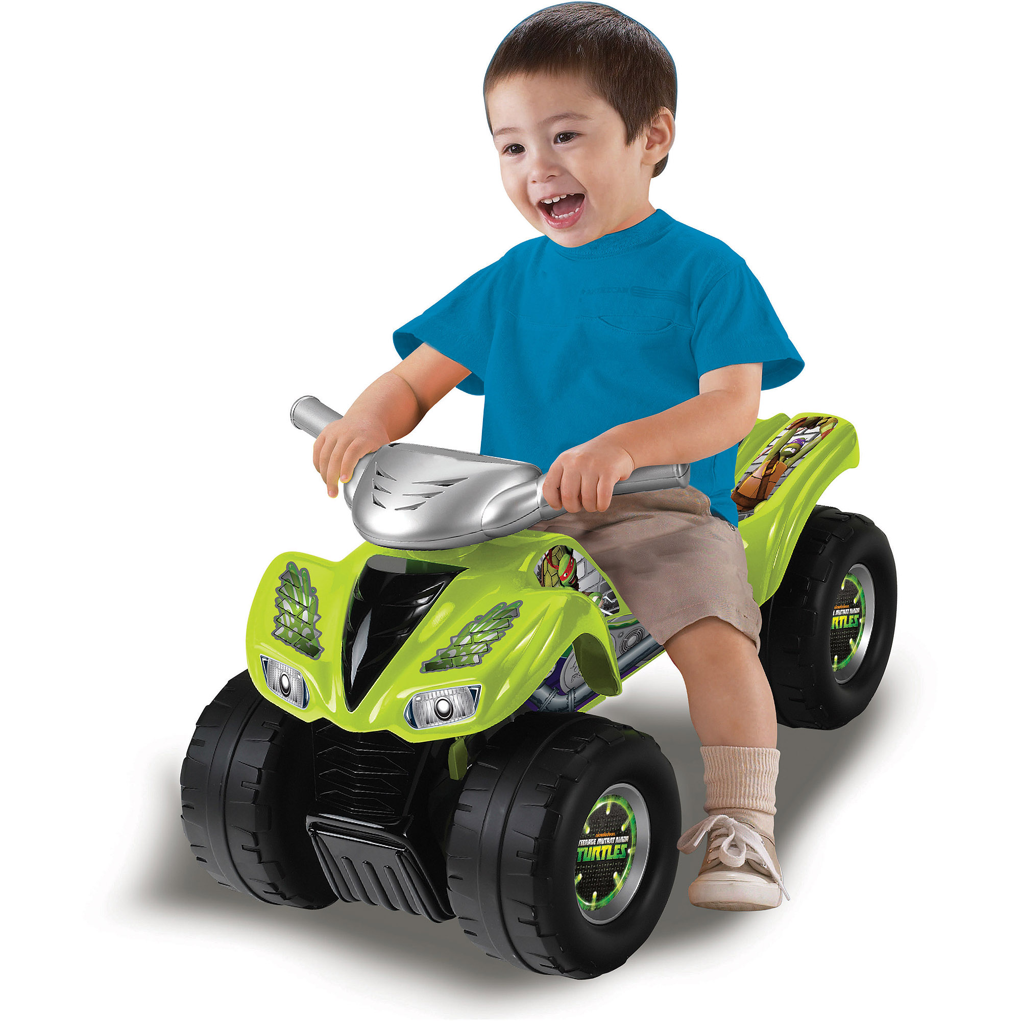 Nickelodeon Teenage Mutant Ninja Turtles Turtle Power Off-Road Ride-On by Generic