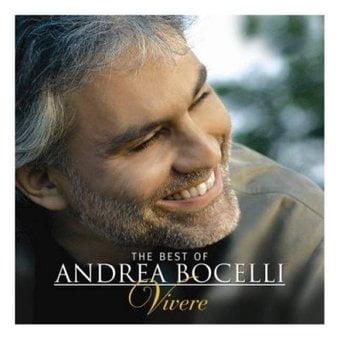 Best of Andrea Bocelli: Vivere (Includes DVD) (Digi-Pak)