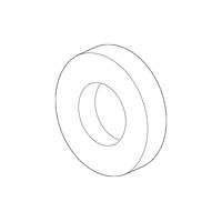 Genuine OE GM Rear Main Seal 12637710