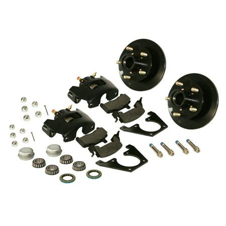 7 Inch Hydraulic Disc Brake & Caliper Kit