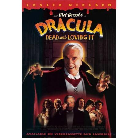 Dracula Dead and Loving It POSTER Movie B Mini Promo