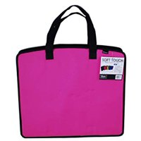 Tote Carry All Ht Pnk 15X18
