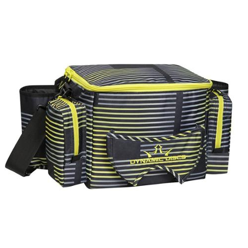 Dynamic Discs Soldier Disc Golf Bag - Stoke Chartreuse