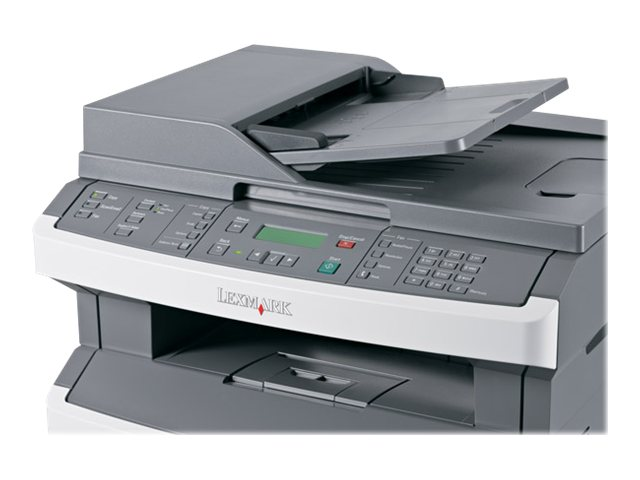 refurbished lexmark x264dn monochrome laser fax copier printer rh walmart com Lexmark MX310dn Toner lexmark x264dn printer service manual