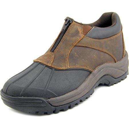 0005fb8a026d Propet - Fairbanks Ankle Zip Men Round Toe Hiking Trail Shoes - Walmart.com