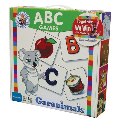 Garanimals Abc Game By Patch