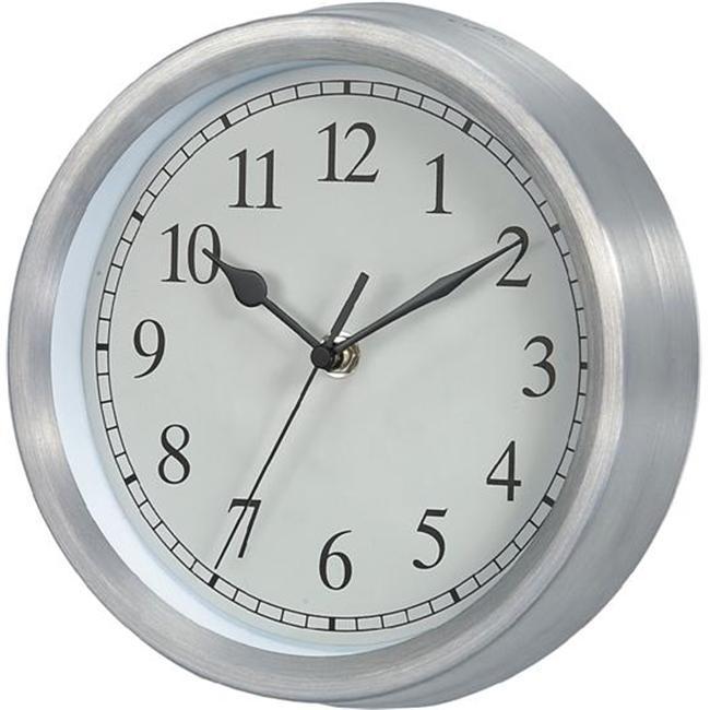 Kirch XM-L-293 Thick Metal Wall Clock - image 1 of 1