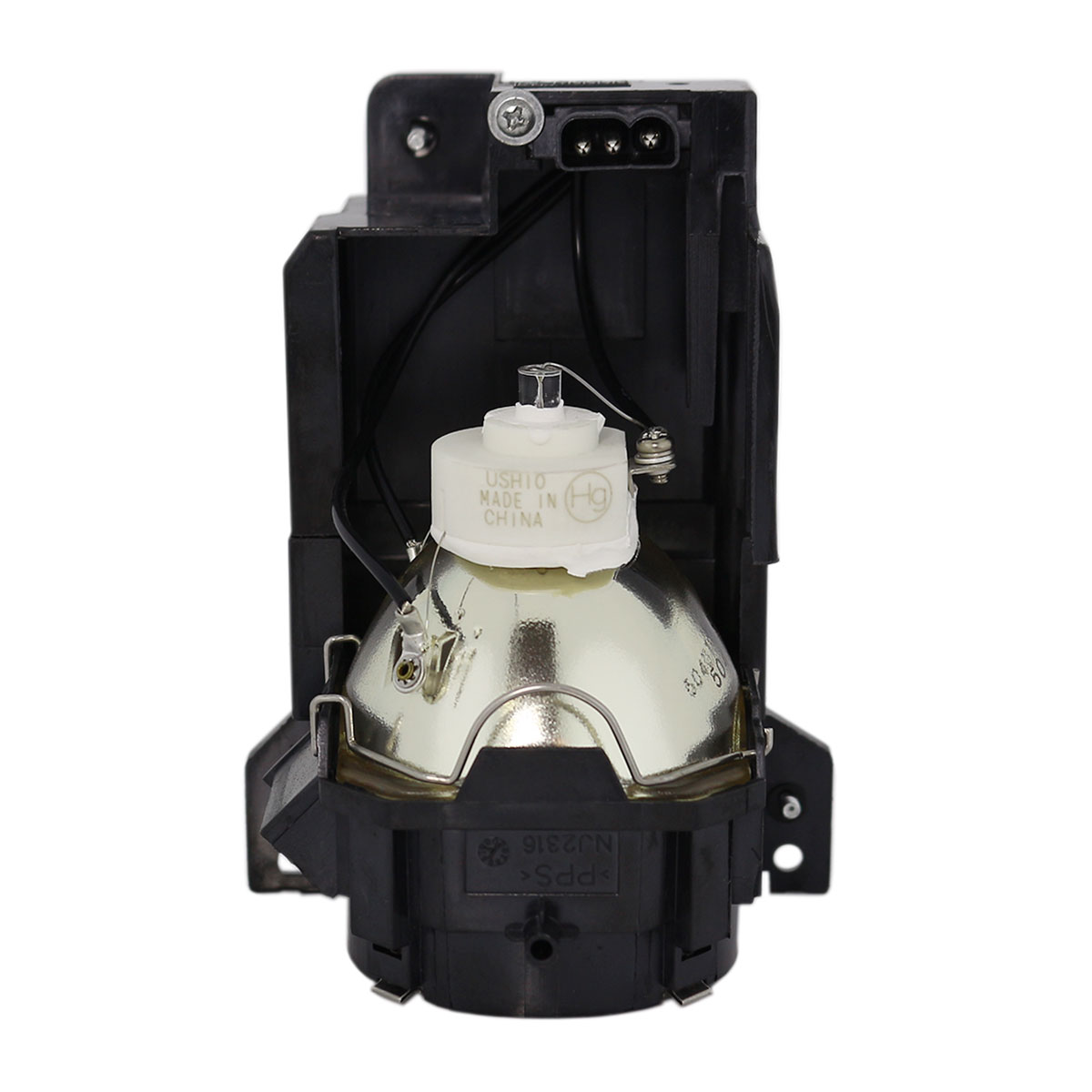 Original Ushio Projector Lamp Replacement for 3M 78-6969-9998-2 (Bulb Only) - image 3 de 5