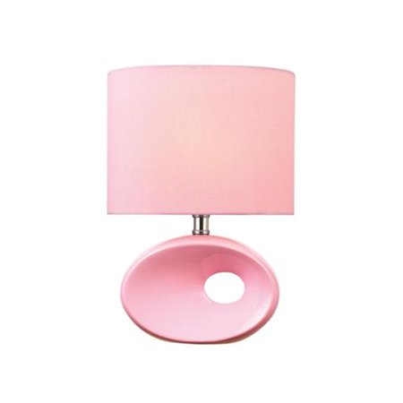 Lite Source  Hennessy Ii Table Lamp  Pink