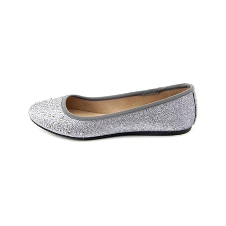 Style & Co. Womens Angelynn Closed Toe Slide (Style & Co Flat Front)