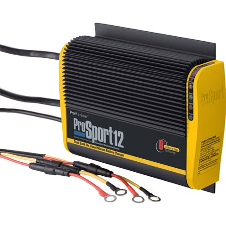 Pro Mariner Gen2 ProSport Charger, 12 Amp, 2