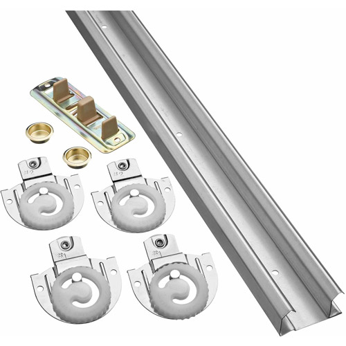 Stanley Hardware 403140 4' By-Pass Door Hanger Sets