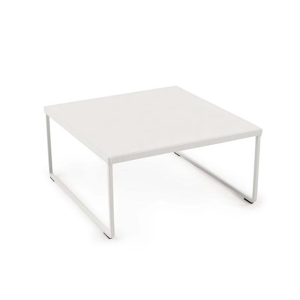 Design Ideas Franklin Desk Riser, Small, White