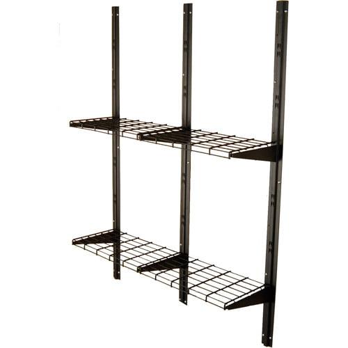 Shelf System for Suncast Alpine, Highland, Cascade and Tremont Sheds