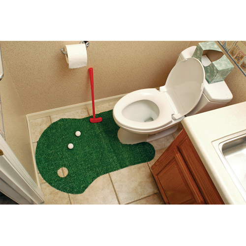 Golf Gifts & Gallery Clubhouse Collection Bathroom Golf Game