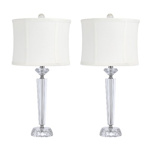 Grandview gallery genuine 25 75 table lamp set of 2