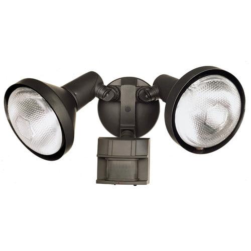 Heathco DualBrite Flood 2-Light Outdoor Spotlight