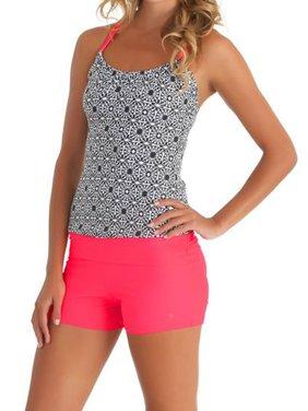 9f4cf310ff1 Product Image Plus Size Women s Tankini Set Swimwear Swimsuit Push Up  Padded Bikini Set Swimwear Bathing Suit Summer