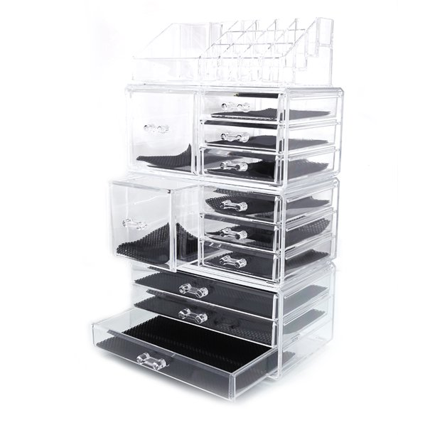Segmart Makeup Organizer With 11, Makeup Storage In Specially Designed Furniture