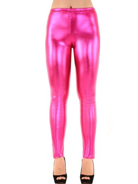 8cdd3ac2827c2 Product Image LAVRA Women's Metallic Shiny Leggings