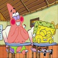 SpongeBob SquarePants Patrick Star Bikini Bottom Edible Cake Topper Image ABPID00130V1