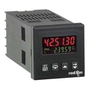 RED LION C48TS114 Digital Counter, 1 Preset, Backlit LCD